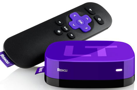 roku lt player